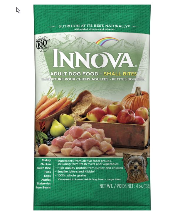 Innova Dog Food Small Bites