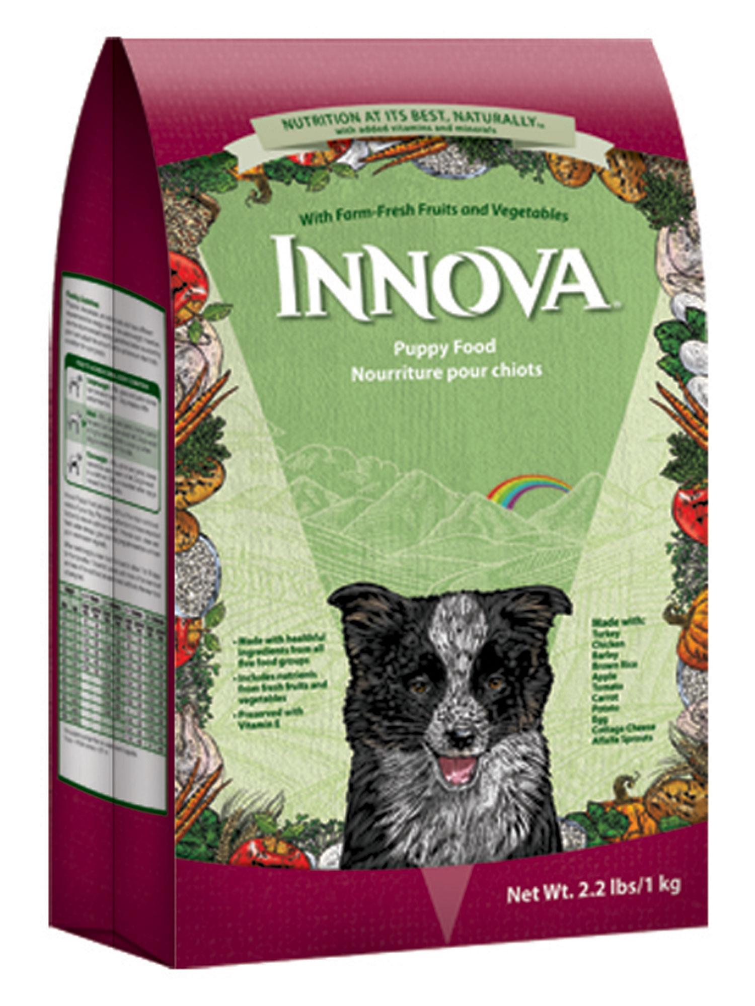 Innova Puppy Dry Dog Food
