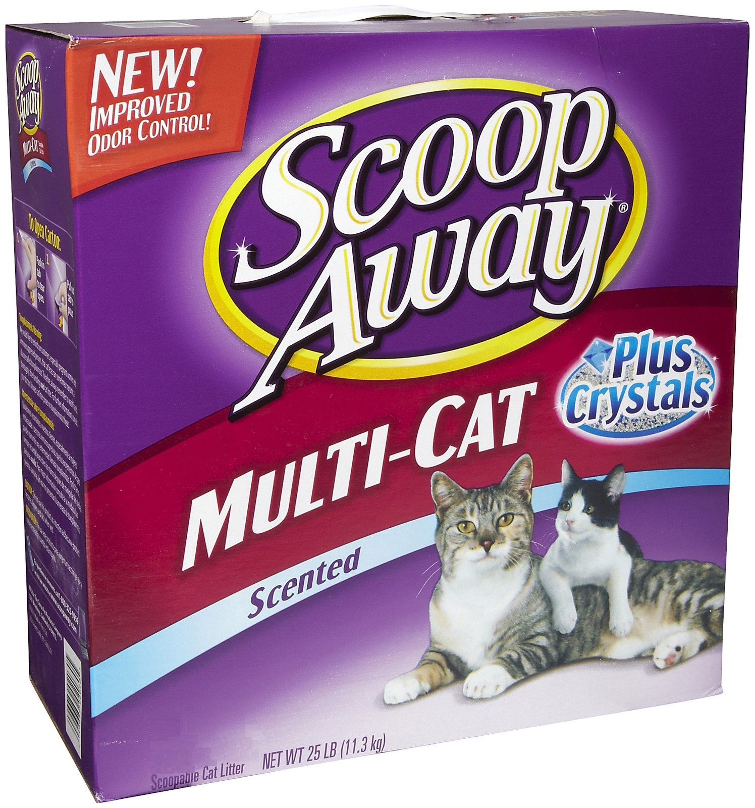 when cats spray does it smell