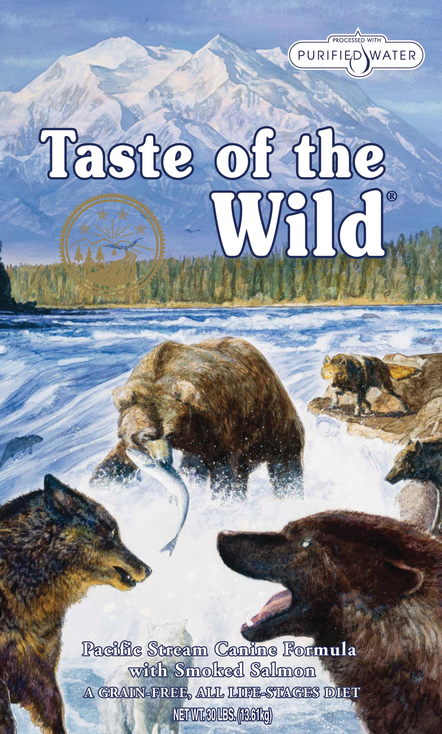 Taste Of The Wild Salmon Dog Food Reviews