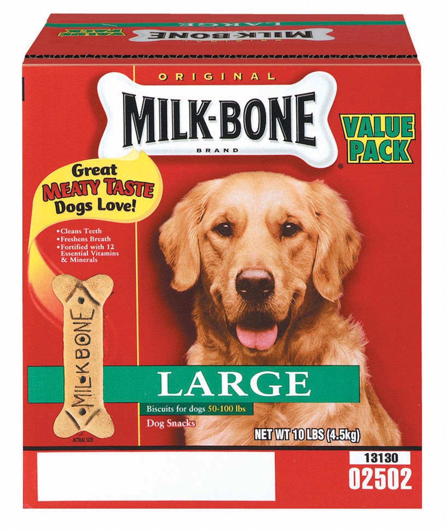 Milk Bone Dog Treats Recall