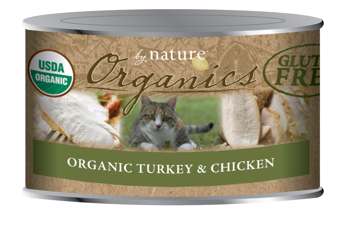 Nature Organics Organic Turkey And Chicken Canned Cat Food Reviews