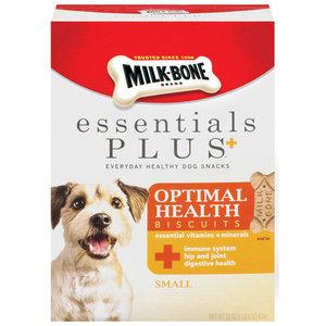 Milk Bone Essentials Plus Dog Treats