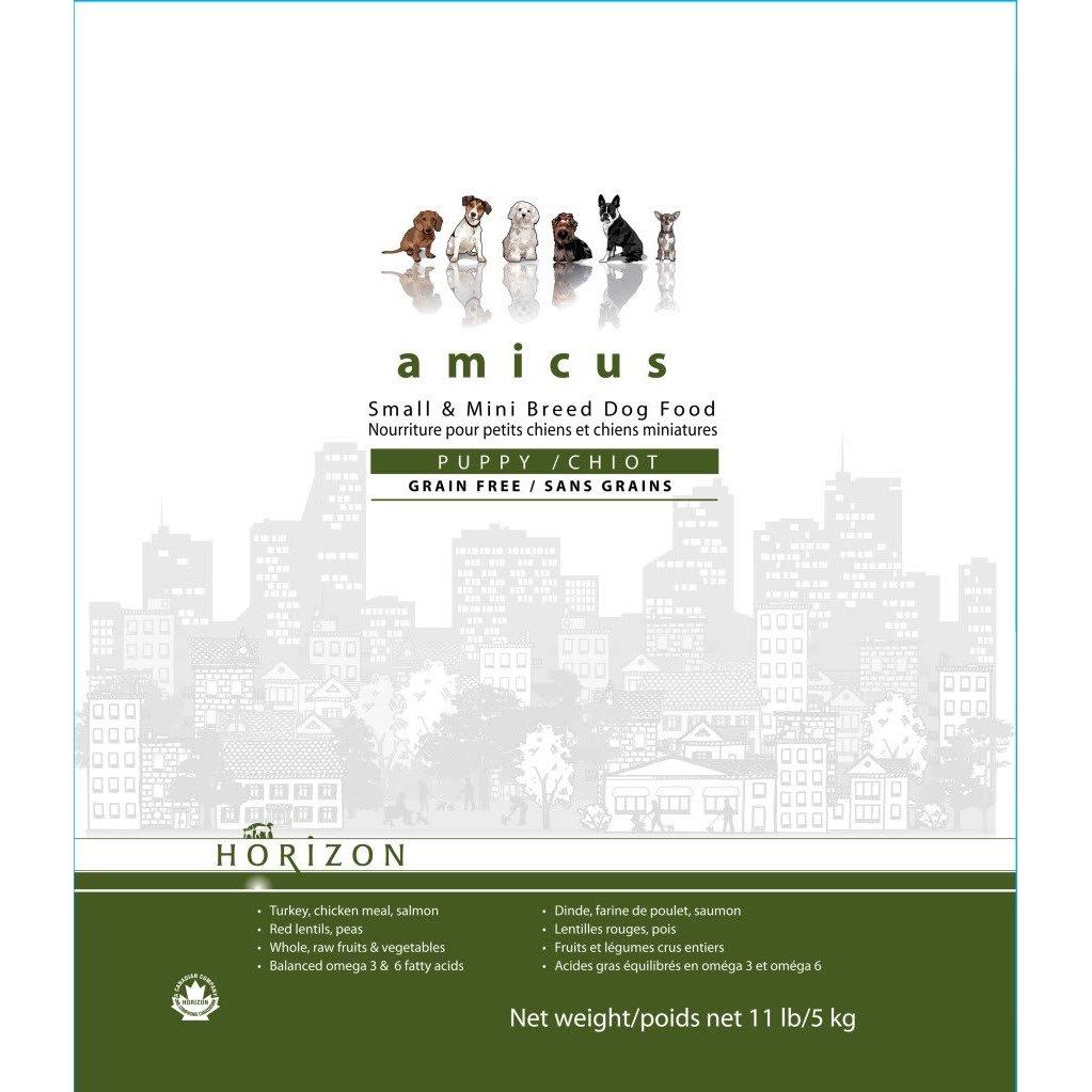 Horizon Amicus Dog Food Ingredients