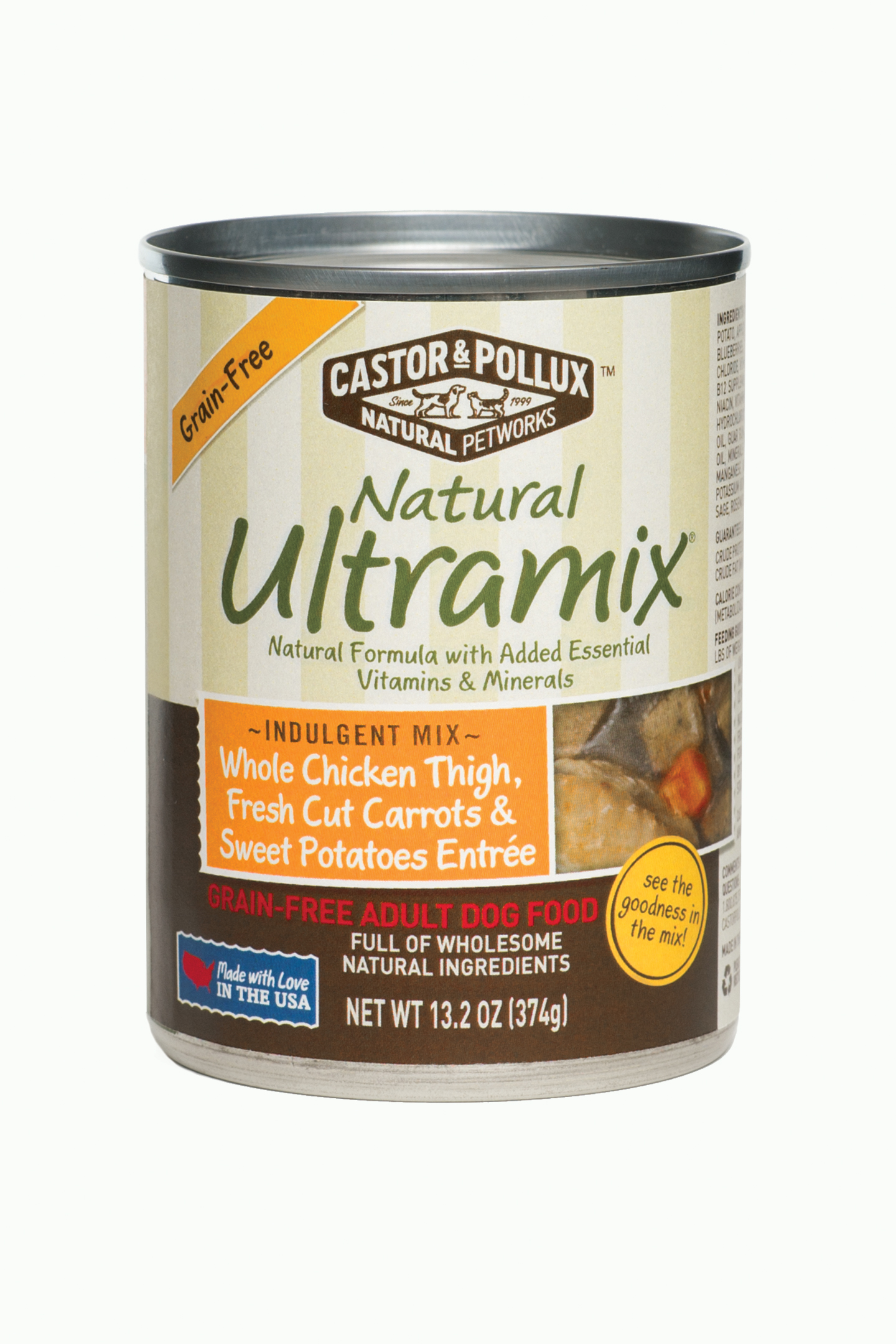 Castor And Pollux Canned Dog Food Review