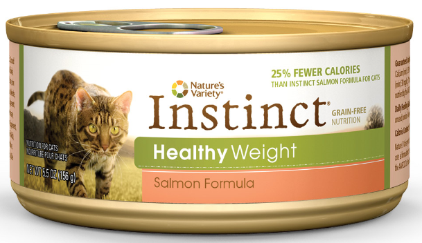 Nature S Variety Instinct Canned Cat Food Calories