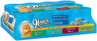 9 Lives Four Flavor Canned Cat Food Variety Pack