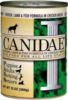 Canidae All Life Stages Formula Canned Dog Food