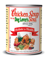 Chicken Soup For The Dog Lover's Soul Adult Canned Dog Food