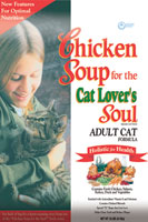 Chicken Soup For The Cat Lover's Soul Adult Dry Cat Food