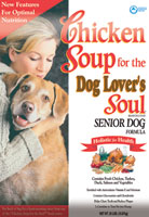 Chicken Soup For The Dog Lover's Soul Senior Dry Dog Food