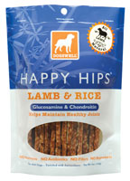 Dogswell Happy Hips Lamb and Rice Dog Treats