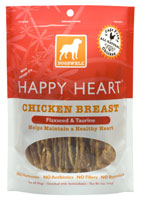 Dogswell Happy Heart Chicken Breast Dog Treats