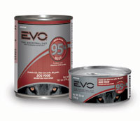 EVO Grain Free 95% Beef Canned Dog Food