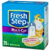 Fresh Step Multi Cat Scented Scoopable Litter