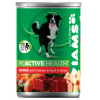 Iams ProActive Health Adult Chunks with Chicken and Beef In Gravy Canned Dog Food