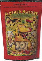 Mother Nature 4 Way Apple, Chicken, Turkey, and Cheese Dog Treats