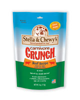 Stella & Chewy's Carnivore Crunch Beef Recipe Dog Treats (33% OFF)