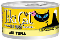 Tiki Cat Hawaiian Grill Ahi Tuna Canned Cat Food