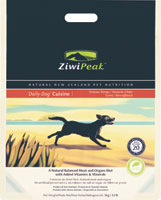 ZiwiPeak Daily-Dog Cuisine Venison and Fish Real Meat Dry Dog Food