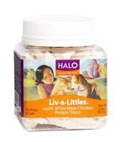 Liv-a-Littles Whole Chicken Dog Treats