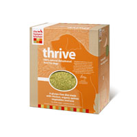 The Honest Kitchen THRIVE Chicken and Gluten Free Diet Dog Food