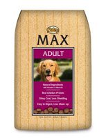 Nutro Max Natural Chicken Meal and Rice Recipe Adult Mini Chunk Dry Dog Food