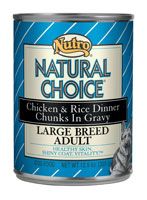 Natural Choice Adult Large Breed Formula Canned Dog Food
