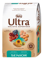 Ultra Senior Dry Dog Food