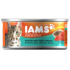Iams ProActive Health Adult Filets with Tuna Canned Cat Food