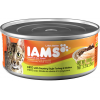 Iams ProActive Health Adult Pate Country Style Turkey and Giblets Canned Cat Food