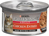 Pro Plan Chicken Entree Canned Cat Food