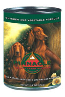Pinnacle Chicken and Vegetable Canned Dog Food