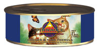 Pinnacle Chicken and Tuna Formula Canned Cat Food