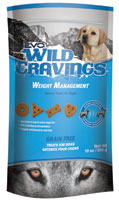 EVO Grain Free Wild Cravings Weight Management Dog Treats