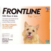 Frontline Top Spot for Small Dogs and Puppies