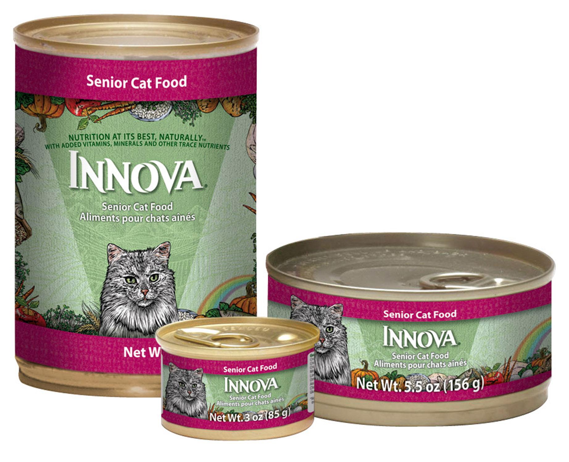 Innova Senior Cat Food Reviews
